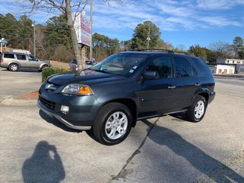 2004 Acura MDX for sale at Kelly & Kelly Auto Sales in Fayetteville NC