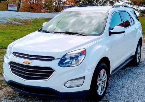 2017 Chevrolet Equinox for sale at Dealz on Wheelz in Ewing KY