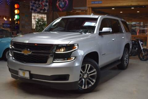 2019 Chevrolet Tahoe for sale at Chicago Cars US in Summit IL