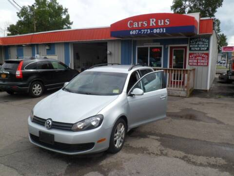 2014 Volkswagen Jetta for sale at Cars R Us in Binghamton NY