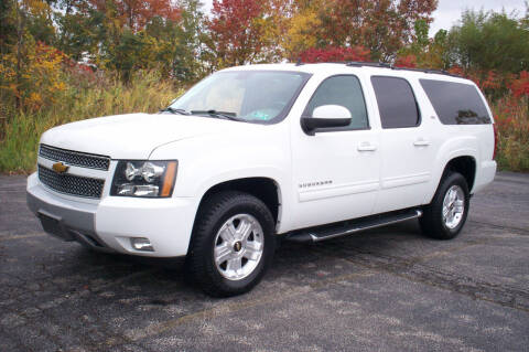 2014 Chevrolet Suburban for sale at Action Auto Wholesale - 30521 Euclid Ave. in Willowick OH