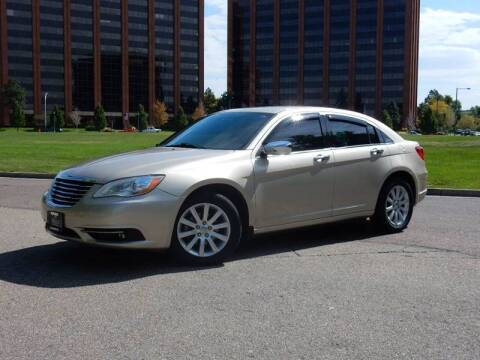 2013 Chrysler 200 for sale at Pammi Motors in Glendale CO