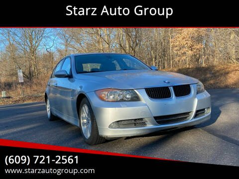 2006 BMW 3 Series for sale at Starz Auto Group in Delran NJ