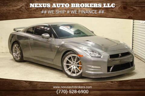 2012 Nissan GT-R for sale at Nexus Auto Brokers LLC in Marietta GA