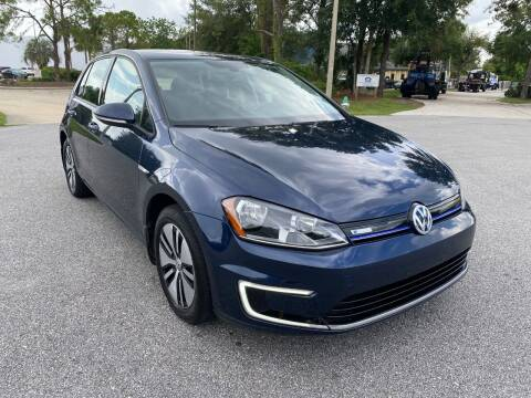 2016 Volkswagen e-Golf for sale at Global Auto Exchange in Longwood FL