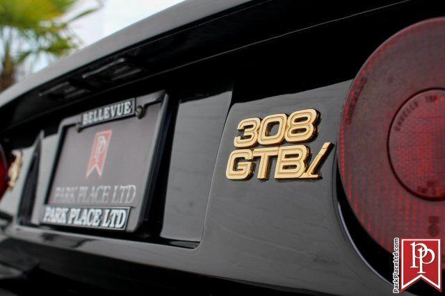 1981 Ferrari 308GTBi 40