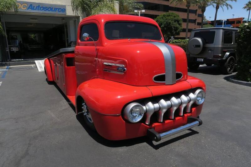 1948 Ford COE Car Hauler for sale at OC Autosource in Costa Mesa CA