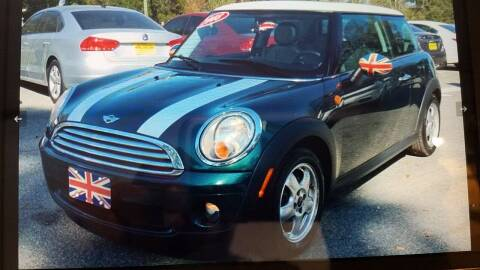 2008 MINI Cooper for sale at CARS PLUS MORE LLC in Cowan TN