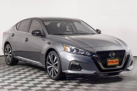 2019 Nissan Altima for sale at Washington Auto Credit in Puyallup WA