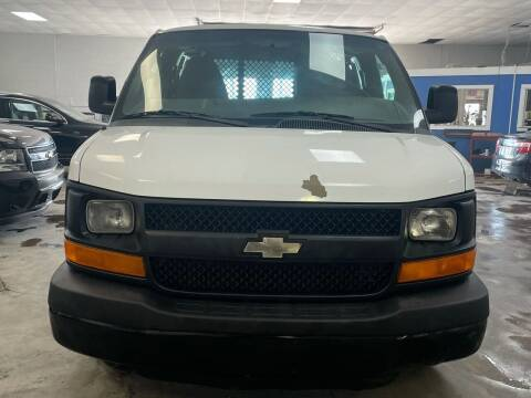 2012 Chevrolet Express Cargo for sale at Ricky Auto Sales in Houston TX