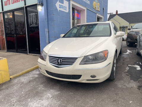 2005 Acura RL for sale at Ideal Cars in Hamilton OH