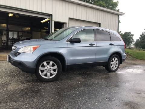 2009 Honda CR-V for sale at Purpose Driven Motors in Sidney OH