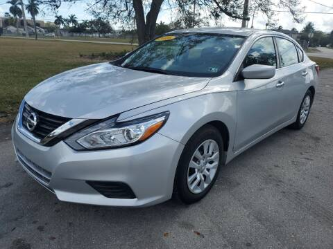 2016 Nissan Altima for sale at VC Auto Sales in Miami FL