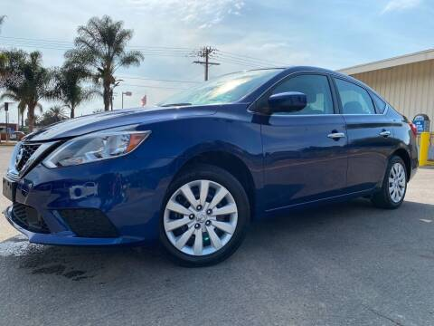 2018 Nissan Sentra for sale at Imports Auto Outlet in Spring Valley CA