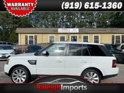 2013 Land Rover Range Rover Sport for sale at Raleigh Imports in Raleigh NC