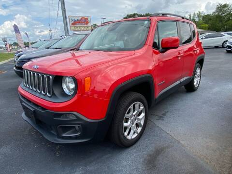 2015 Jeep Renegade for sale at McCully's Automotive - Trucks & SUV's in Benton KY