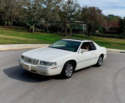 1995 Cadillac Eldorado for sale at P J'S AUTO WORLD-CLASSICS in Clearwater FL