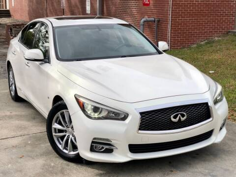 2014 Infiniti Q50 for sale at Unique Motors of Tampa in Tampa FL