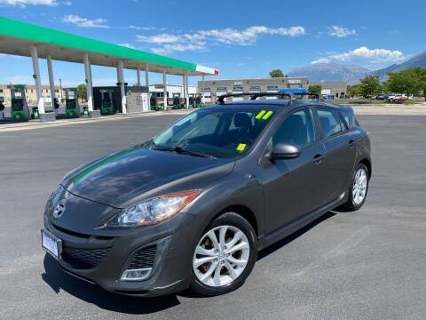 2011 Mazda MAZDA3 for sale at Evolution Auto Sales LLC in Springville UT