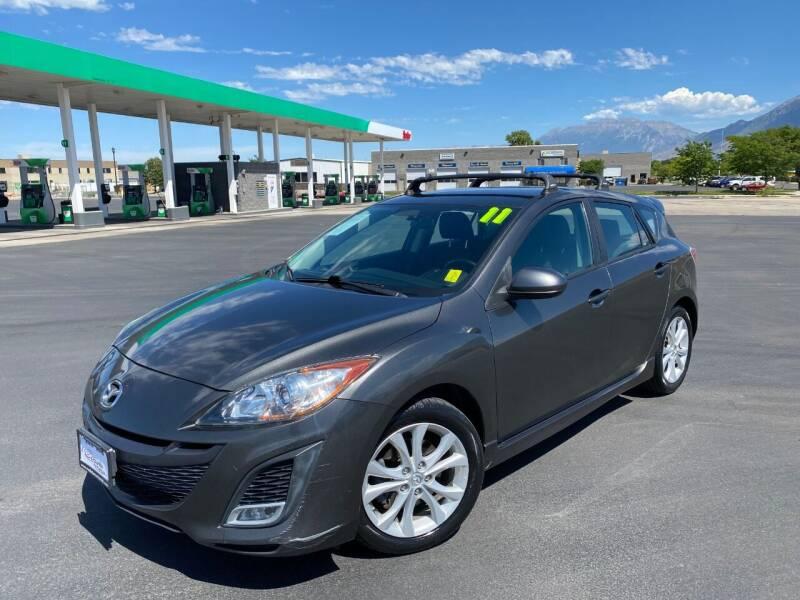 2011 Mazda MAZDA3 for sale at Evolution Auto Sales LLC in Springville UT