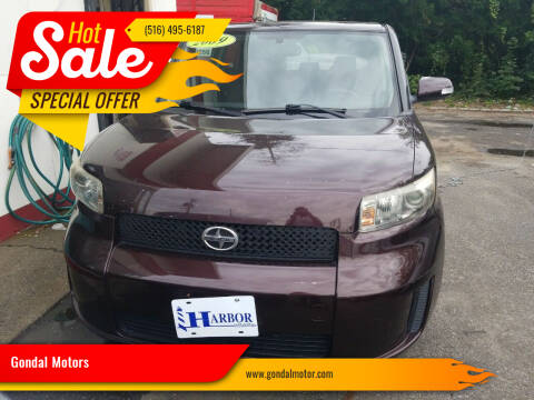 2009 Scion xB for sale at Gondal Motors in West Hempstead NY