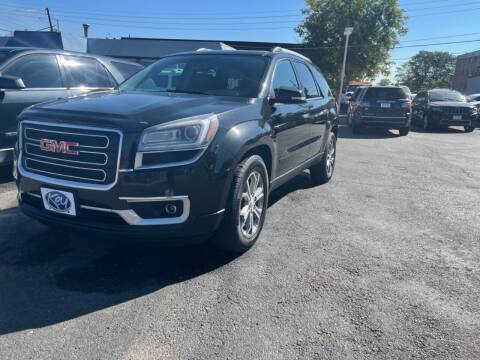 2014 GMC Acadia for sale at Five Stars Auto Sales in Denver CO