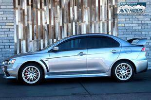 2015 Mitsubishi Lancer Evolution AWD GSR 4dr Sedan - Centennial CO