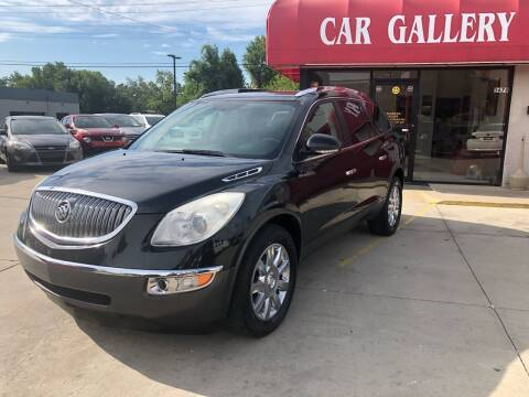 2012 Buick Enclave for sale at Car Gallery in Oklahoma City OK