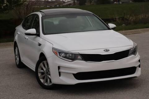 2018 Kia Optima for sale at Big O Auto LLC in Omaha NE