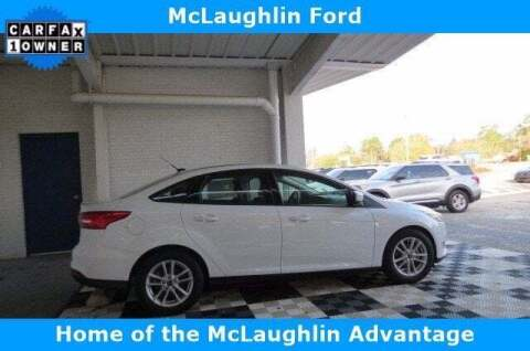 2018 Ford Focus for sale at McLaughlin Ford in Sumter SC