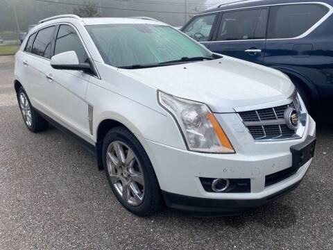 2012 Cadillac SRX for sale at JOE BULLARD USED CARS in Mobile AL