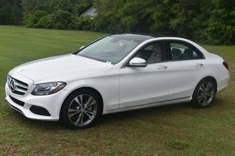 2016 Mercedes-Benz C-Class for sale at PHIL SMITH AUTOMOTIVE GROUP - Manager's Specials in Lighthouse Point FL