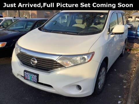 2011 Nissan Quest for sale at Royal Moore Custom Finance in Hillsboro OR