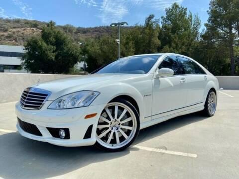 2008 Mercedes-Benz S-Class for sale at Allen Motors, Inc. in Thousand Oaks CA