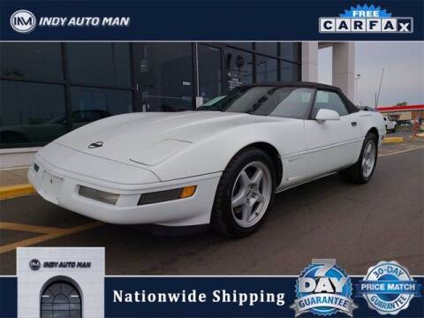 1996 Chevrolet Corvette for sale at INDY AUTO MAN in Indianapolis IN