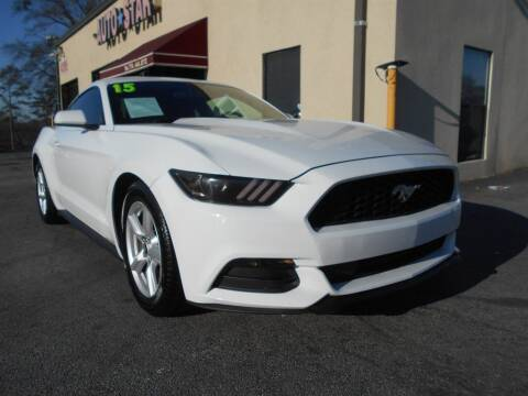 2015 Ford Mustang for sale at AutoStar Norcross in Norcross GA
