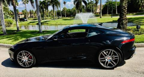 2017 Jaguar F-TYPE for sale at Suncoast Sports Cars and Exotics in West Palm Beach FL