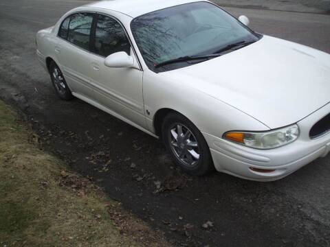 2003 Buick LeSabre for sale at FOUR SEASONS MOTORS in Plainview MN
