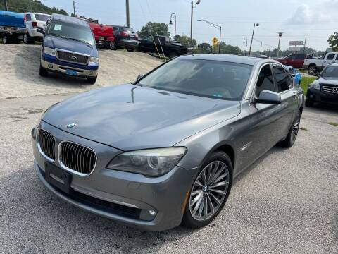 2012 BMW 7 Series for sale at Philip Motors Inc in Snellville GA