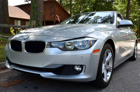 2012 BMW 3 Series for sale at Wheel Deal Auto Sales LLC in Norfolk VA