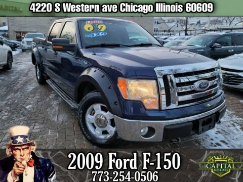 2009 Ford F-150 for sale at Capital Motors Credit, Inc. in Chicago IL