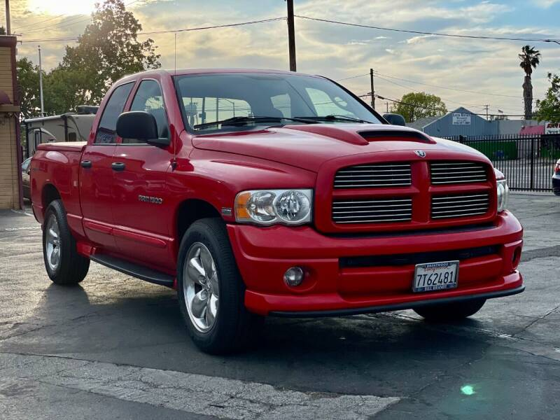 2005 Dodge Ram Pickup 1500 for sale at California Auto Deals in Sacramento CA