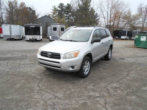 2006 Toyota RAV4 for sale at Jerry Moody Auto Mart in Jeffersontown KY