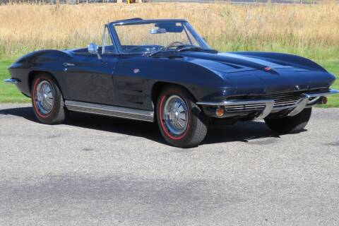 1964 Chevrolet Corvette for sale at Sun Valley Auto Sales in Hailey ID