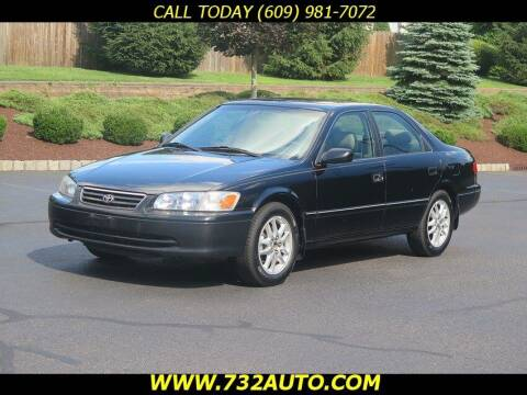 2000 Toyota Camry for sale at Absolute Auto Solutions in Hamilton NJ