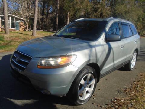 2007 Hyundai Santa Fe for sale at City Imports Inc in Matthews NC