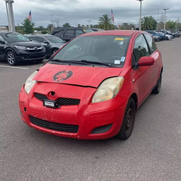 2009 Toyota Yaris for sale at CARZ4YOU.com in Robertsdale AL
