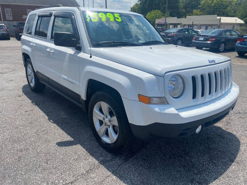 2013 Jeep Patriot for sale at Allen's Auto Sales LLC in Greenville SC