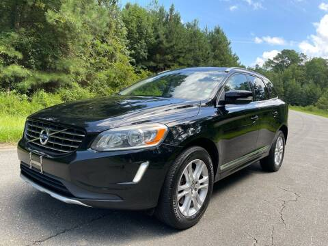 2015 Volvo XC60 for sale at Carrera AutoHaus Inc in Clayton NC