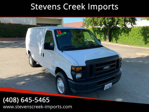 2011 Ford E-Series Cargo for sale at Stevens Creek Imports in San Jose CA